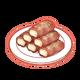 Bacon Tofu Wrap