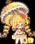 Sprite-Mango Pudding-Summertime Beach