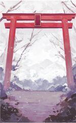 Bg-Skin-Matsutake Dobinmushi-Eternal Honeymoon