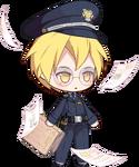 Sprite-Pudding-Holiday Sergeant