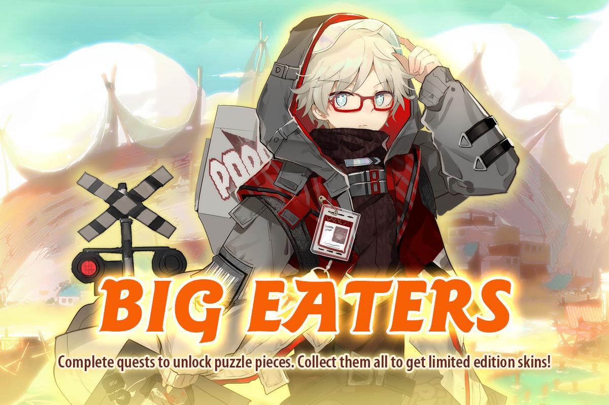 Big Eaters