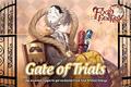 Banner-Gate of Trials (Natto)