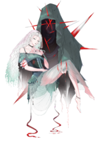 Skin-Bloody Mary-Phantom Thorns