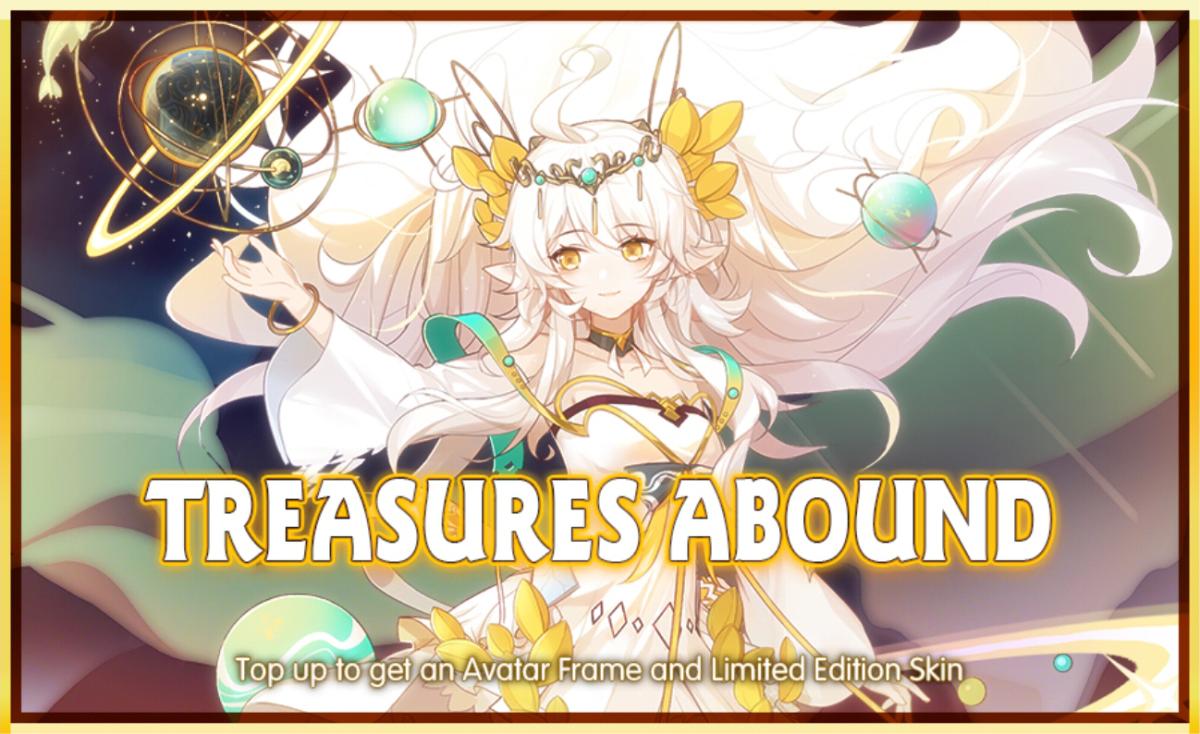 Treasures Abound