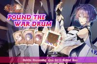 Pound the War Drum