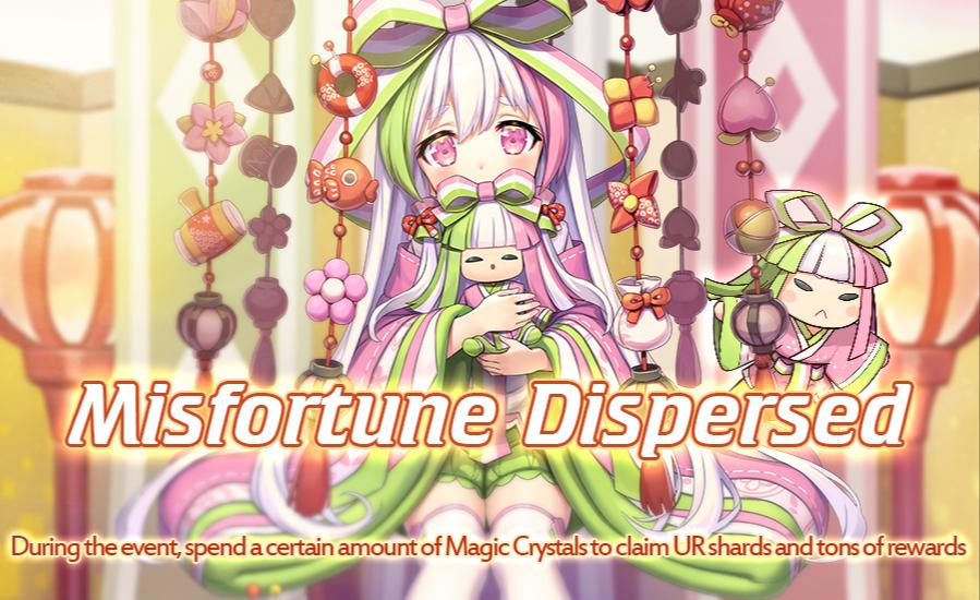 Misfortune Dispersed