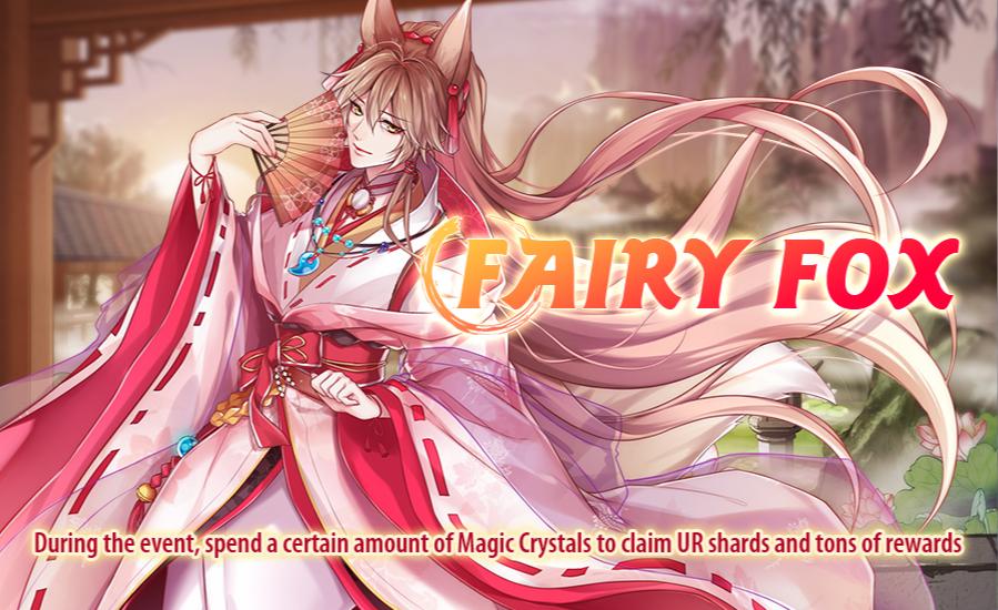 Fairy Fox