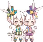 Sprite-Double Scoop-Double Rabbit Trick