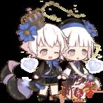 Sprite-Double Scoop-Darknight Duo