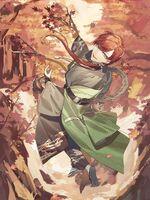 Ascended-Matsutake Dobinmushi