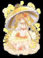 Skin-Mango Pudding-Summertime Beach