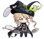 Sprite-Margarita-Greenflame Witch