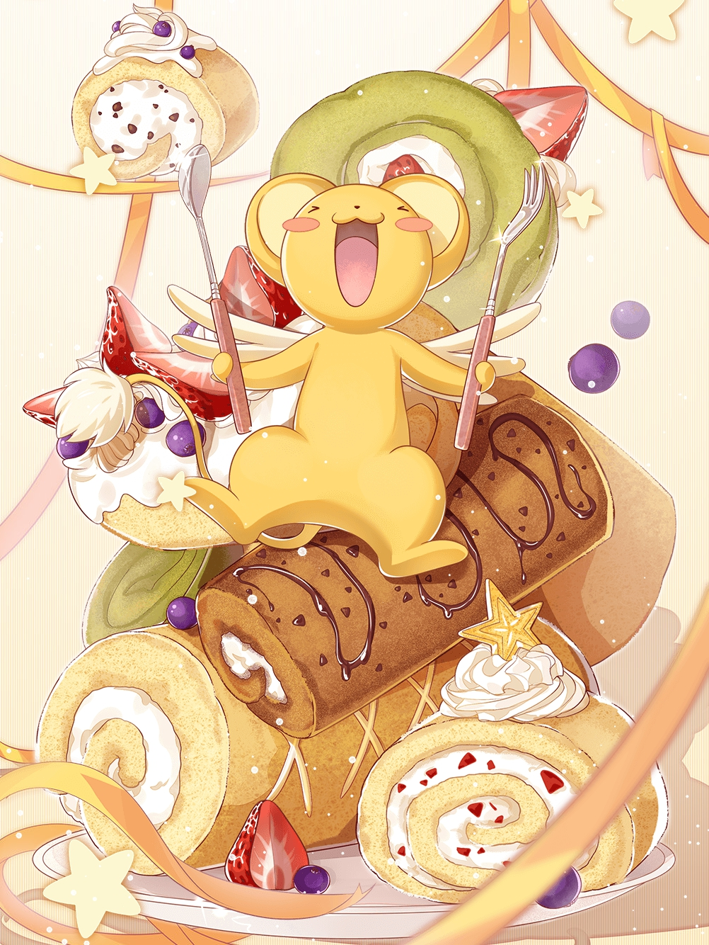 Swiss Roll (Kero)