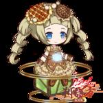 Sprite-Waffle