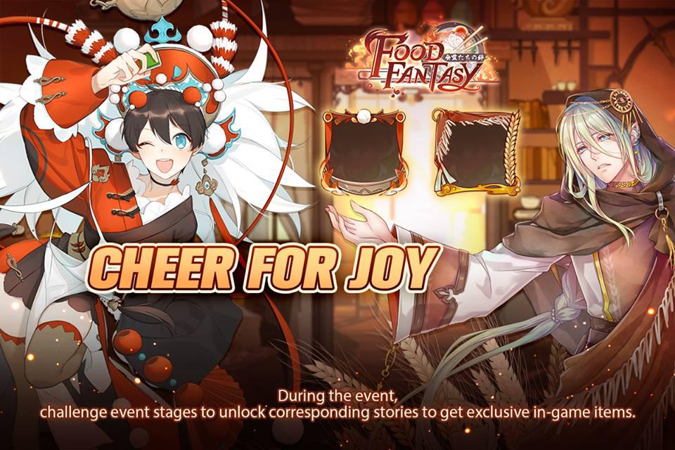 Cheer for Joy