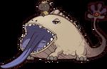 Sprite-Rock Lizard