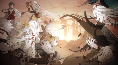 Illustration-Prologue Battle