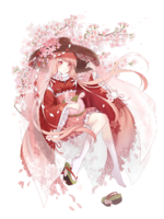 Skin-Sakuramochi-Adventure Sakura