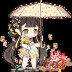 Sprite-Qingtuan-Spring Flower