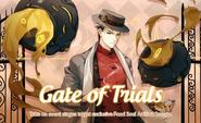 Banner-Gate of Trials (Buddha's Temptation)