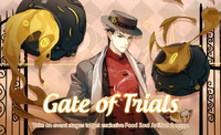 Gate of Trials (Buddha's Temptation)