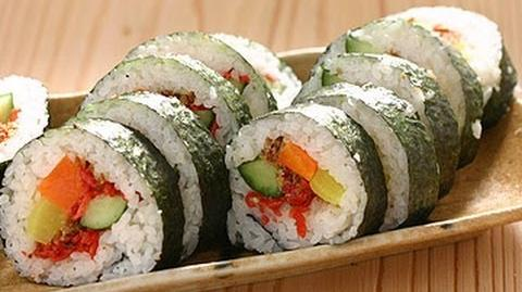 簡單做壽司