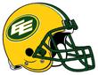 Edmonton Eskimos helmet