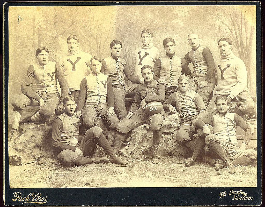 1892 college football season