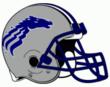 Baltimore Stallions helmet