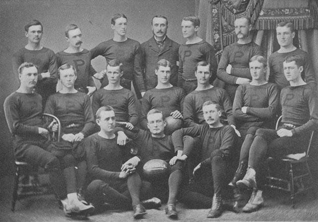1877 Princeton Tigers football team