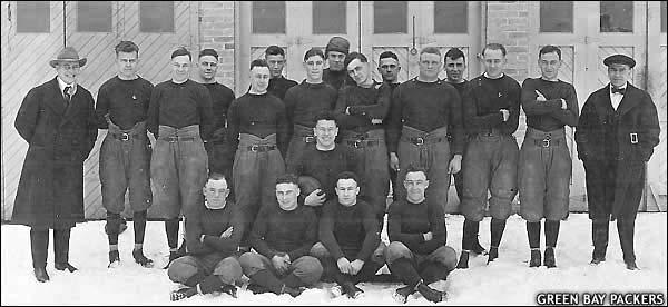 1919 Green Bay Packers season