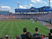 College World Series 2006 - Finals Game 2 opening