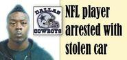 Antonio Lorenzo Clay (Dallas Cowboys)