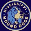 Mississippi Hound Dogs logo