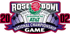 2002 Rose Bowl
