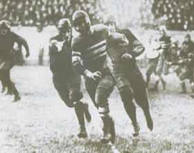 1921 Centre Praying Colonels football team