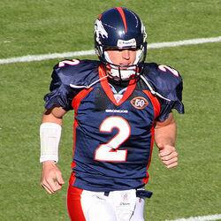 List of Denver Broncos starting quarterbacks