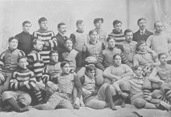 1894 Western Reserve football team