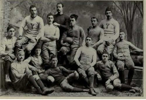 1882 college football season