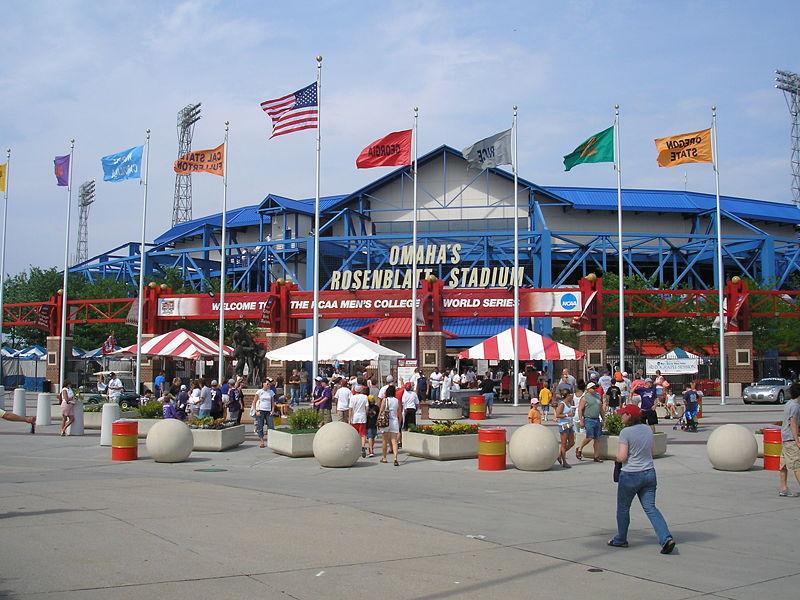Johnny Rosenblatt Stadium