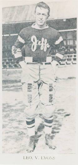 Leo Lyons (American football)