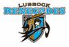 Lubbock Renegades logo