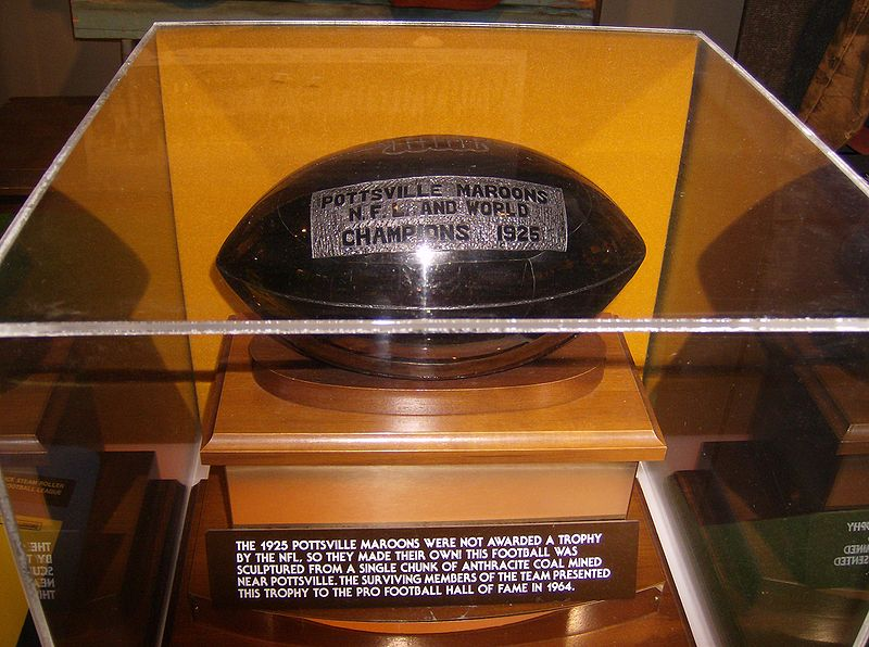 1925 NFL Championship controversy