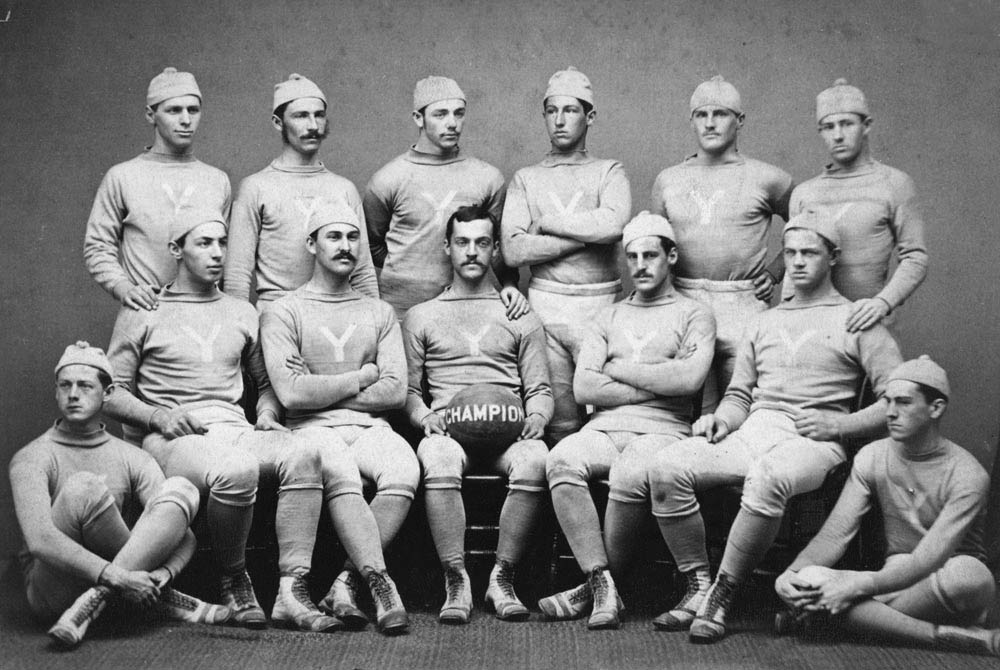 Early history of American football