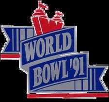 World Bowl 91 logo.png