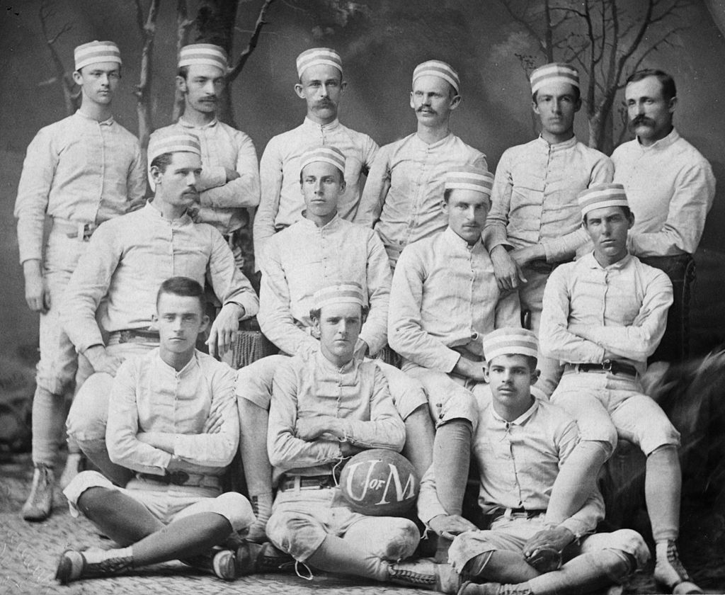 Chicago–Michigan football rivalry