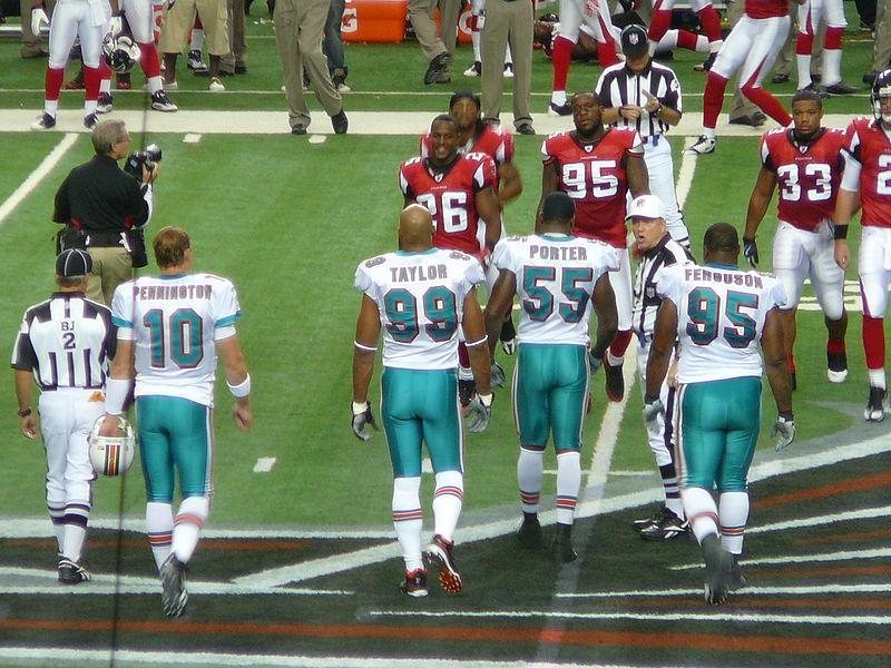 Jason Taylor (American football)