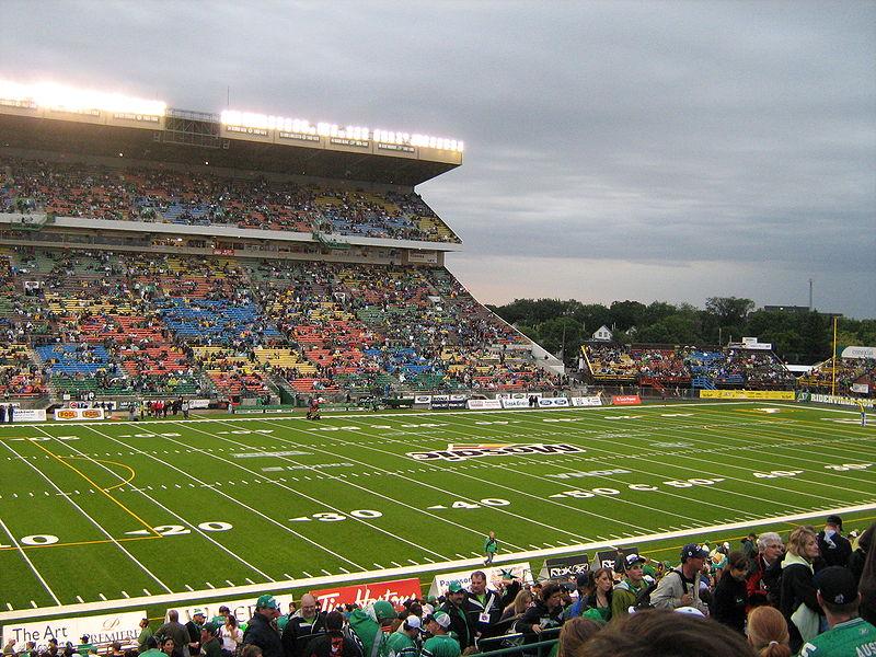 List of Canadian Football League stadiums