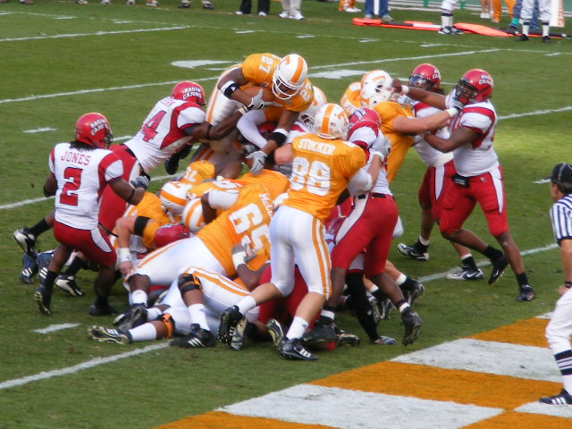 2007 Tennessee Volunteers football team