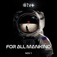 For All Mankind Season 1 poster